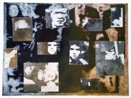 Bush (Collograph Print 65 x 49 cm)