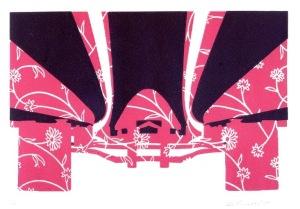 Flyover - mirror pink