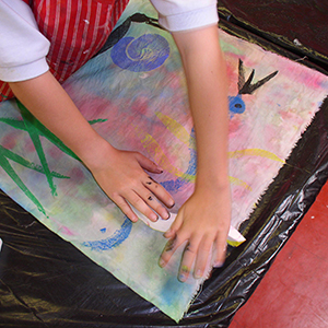 Printmaking in Schools