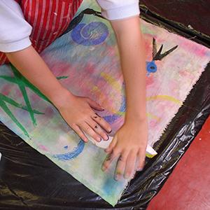 Printmaking in Schools