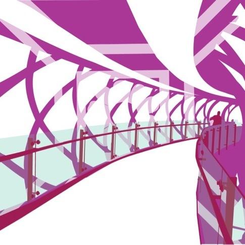 footbridge edinburgh